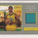 2006-07 TOPPS TURKEY RED HILTON ARMSTRONG HORNETS JERSEY CARD