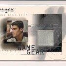 2000-01 UD BLACK DIAMOND WALLY SZCZERBIAK TIMBERWOLVES GAME GEAR SHOOTING SHIRT