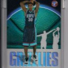 2003-04 TOPPS PRISTINE DAHNTAY JONES GRIZZLIES UNCIRCULATED ROOKIE REFRACTOR CARD