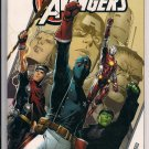 YOUNG AVENGERS #2 (2005)-NEVER READ!