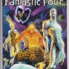 FANTASTIC FOUR #545 THE INITIATIVE MICHAEL TURNER COVER-NEVER READ!
