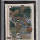 2001 SAGE HIT RICHARD JEFFERSON ROOKIE CARD GRADED GAI 9.5