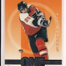 1997-98 PINNACLE ERIC LINDROS FLYERS ONE TIMERS INSERT