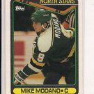 1990 TOPPS MIKE MODANO NORTH STARS ROOKIE CARD