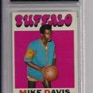 1971 TOPPS MIKE DAVIS BRAVES CARD GRADED FGS 9.5!