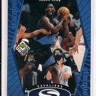 1998-99 UD CHOICE SHAWN KEMP CAVALIERS STARQUEST BLUE INSERT