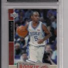 2005-06 UPPER DECK ROOKIE DEBUT DANIEL EWING CLIPPERS ROOKIE CARD GRADED FGS 10!