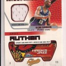 2002-03 FLEER AUTHENTIX GLENN ROBINSON JERSEY CARD
