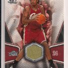 2007 SP GAME USED DONYELL MARSHALL CAVALIERS GAME USED JERSEY CARD