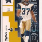 2007 LEAF LONGIVITY JONATHAN WADE RAMS ROOKIE CARD #'D 088/349!