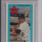 1971 KELLOGG'S TOMMIE AGEE METS CARD GRADED FGS 10!