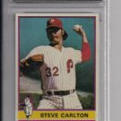 1976 TOPPS STEVE CARLTON PHILLIES CARD GRADED FGS 10!