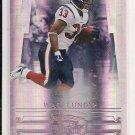 2007 DONRUSS THREADS WALI LUNDY TEXANS CARD #'D 135/250!