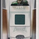 2007 LEAF CERTIFIED TONY HUNT EAGLES ROOKIE JERSEY CARD