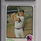 1973 TOPPS NORM CASH TIGERS CARD GRADED FGS 10!