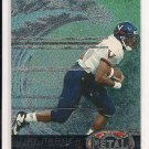 1997 METAL TIKI BARBER GIANTS ROOKIE CARD