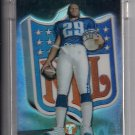 2003 TOPPS PRISTINE CHRIS BROWN TITANS UNCIRCULATED REFRACTOR CARD