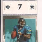 2004 SKYBOX BYRON LEFTWICH JAGUARS SKY'S THE LIMIT CARD