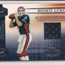 J.P. LOSMAN BILLS 2004 PLAYOFF HONORS ROOKIE GEMS JERSEY CARD