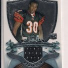 KENNY IRONS BENGALS 2007 BOWMAN STERLING ROOKIE JERSEY CARD