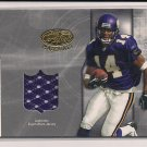 NATE BURLESON VIKINGS/LIONS 2003 LEAF CERTIFIED ROOKIE JERSEY CARD