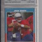 JOSH BOOTY SEAHAWKS 2001 UPPER DECK VINTAGE GRADED ROOKIE CARD