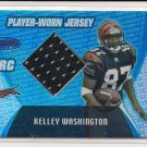 KELLEY WASHINGTON BENGALS 2003 BOWMANS ROOKIE JERSEY CARD