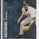 AUBREY HUFF ORIOLES 2008 TOPPS CO SIGNERS BLUE #'D 241/250!