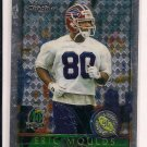 ERIC MOULDS BILLS 1996 TOPPS CHROME ROOKIE CARD