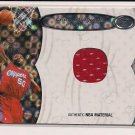 COREY MAGGETTE CLIPPERS 2006-07 BOWMAN ELEVATION BOARD OF DIRECTORS RELIC JERSEY #'D 39/99!