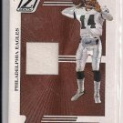 A.J. FEELEY EAGLES 2005 ZENITH JERSEY CARD