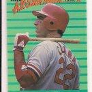 JACK CLARK CARDINALS 1988 FLEER ALL STAR TEAM CARD