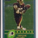 TAYLOR JACOBS REDSKINS 2003 TOPPS CHROME ROOKIE CARD