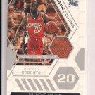 RAYMOND FELTON BOBCATS 2006-07 TOPPS BIG GAME JERSEY CARD #'D 76/99!
