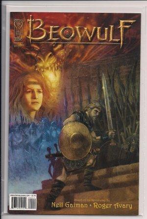 BEOWULF #4 (2007) NEIL GAIMAN