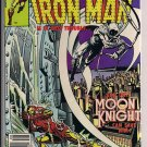 INVINCIBLE IRON MAN #161 (1982) W/ MOON KNIGHT