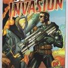 SECRET INVASION #3 DF EXCLUSIVE VARIANT RUBI COVER