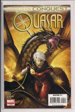 ANNIHILATION CONQUEST QUASAR #4 (2007)