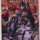 TRANSFORMERS #0 (2005) OPTIMUS PRIME COVER-NEVER READ!