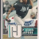 DONTRELLE WILLIS 2004 UPPER DECK R-CLASS JERSEY CARD