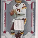 JASON CAMPBELL REDSKINGS/RAIDERS 2008 LEAF R&S JERSEY CARD