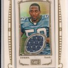 AARON CURRY SEAHAWKS 2009 TOPPS MAYO JERSEY CARD