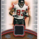 ALGE CRUMPLER FALCONS 2007 UD SUPREMACY SWEET SWATCH JERSEY CARD