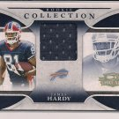 JAMES HARDY BILLS 2008 DONRUSS THREADS ROOKIE COLLECTION JERSEY CARD