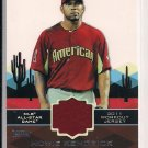 HOWIE KENDRICK ANGELS 2011 TOPPS MLB ALL STAR GAME WORKOUT JERSEY CARD
