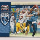 BO SCAIFE TITANS 2011 PANINI THREADS GRIDIRON KINGS JERSEY CARD #'D 195/299!
