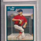 ANDREW DOBIES 2007 BOWMAN PROSPECTS FIRST YEAR CARD GRADED BCCG 10!
