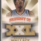 GERALD WALLCE 2008-09 FLEER HOT PROSPECTS JERSEY CARD #'D 088/199!