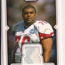 JAMAL WILLIAMS CHARGERS 2008 TOPPS JERSEY CARD