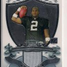JAMARCUS RUSSELL 2007 BOWMAN STERLING ROOKIE JERSEY CARD